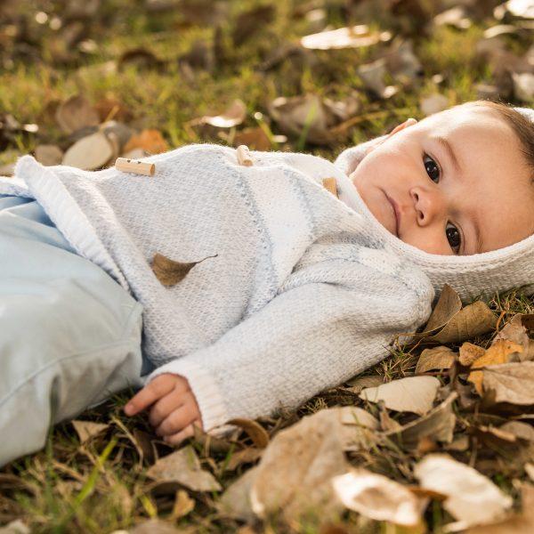 Tejidos bebé niño