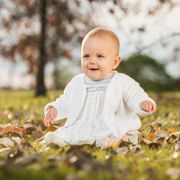 Tejidos bebé niña