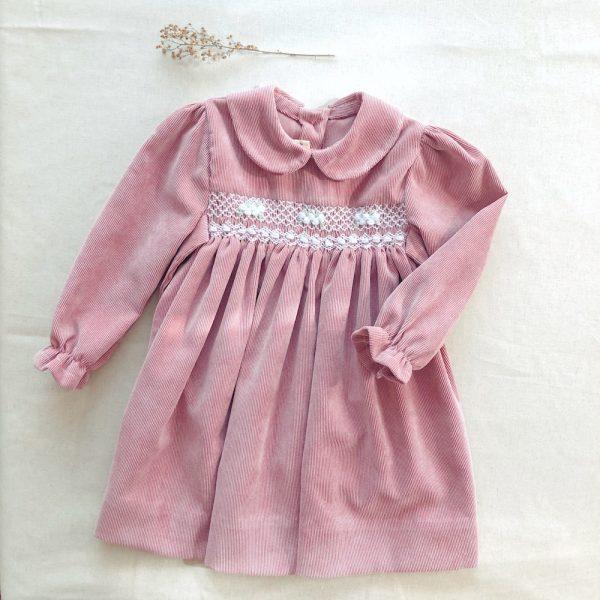 Vestido Smock Juana Rosa