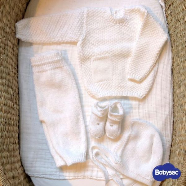 Capota blanca – dralon